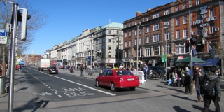 O'Connell Street - City Center